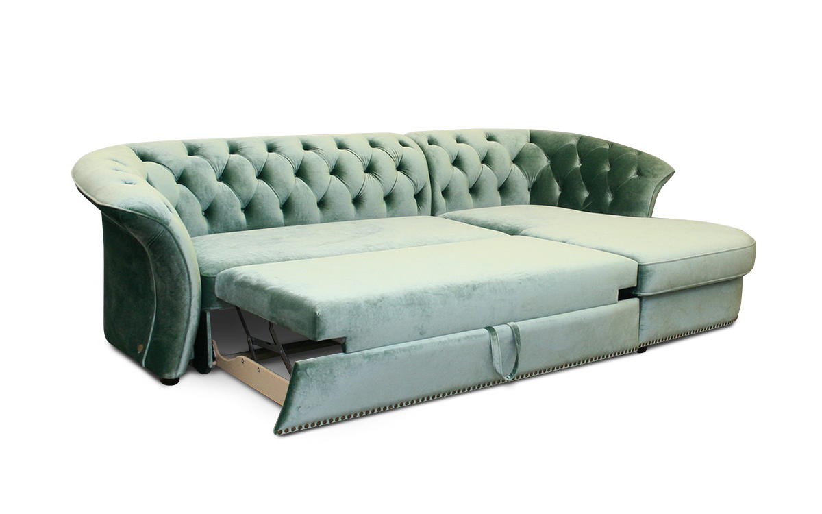 Угловой диван № 209. Мебельный магазин Мебель Ленд. Санкт-Петербург