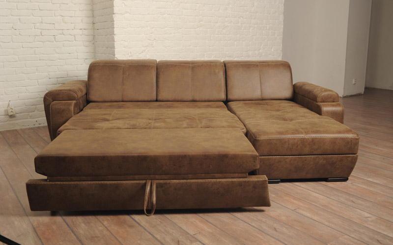 Угловой диван № 423. Мебельный магазин Мебель Ленд. Санкт-Петербург