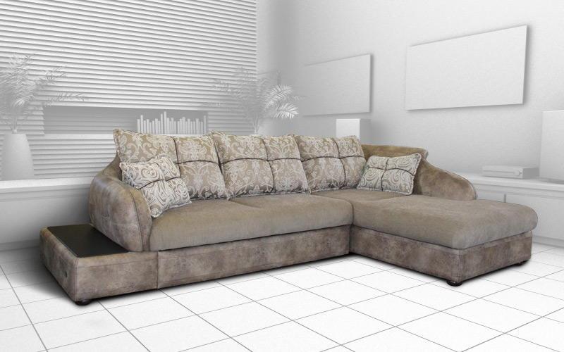 Угловой диван № 219. Мебельный магазин Мебель Ленд. Санкт-Петербург
