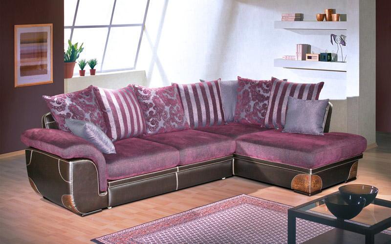 Угловой диван № 419