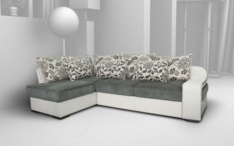 Угловой диван № 242. Мебельный магазин Мебель Ленд. Санкт-Петербург