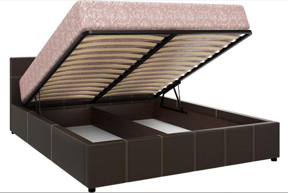 """Кровать """"110 В"""" с подъемным механизмом. Мебельный магазин Мебель Ленд. Санкт-Петербург"""