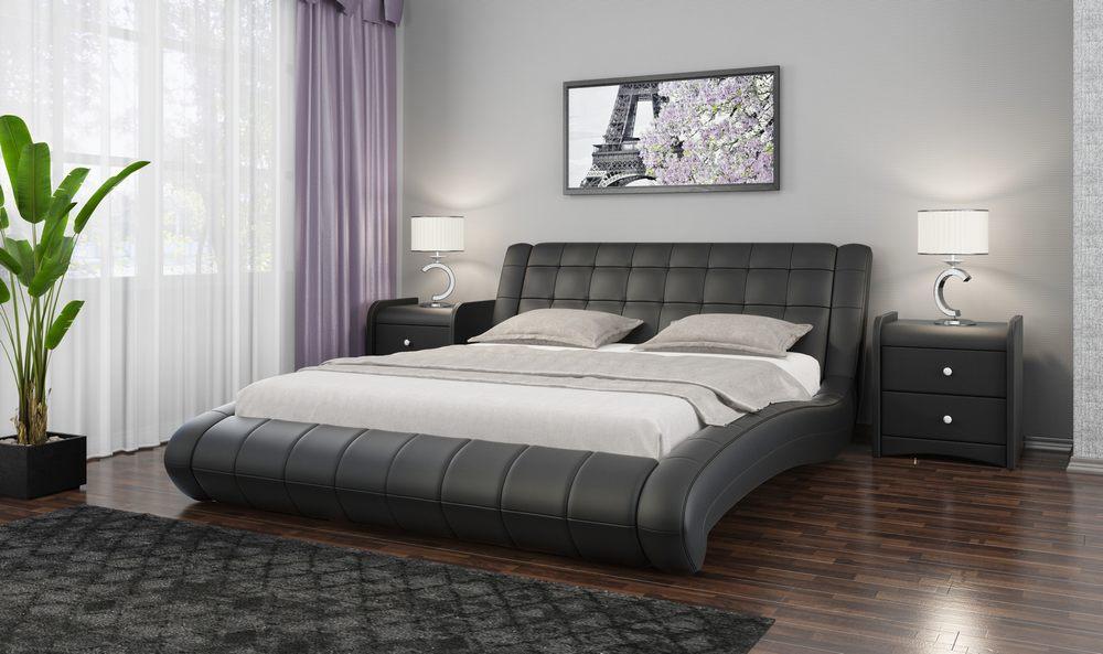 """Кровать """"129 В"""" с подъемным механизм. Мебельный магазин Мебель Ленд. Санкт-Петербург"""