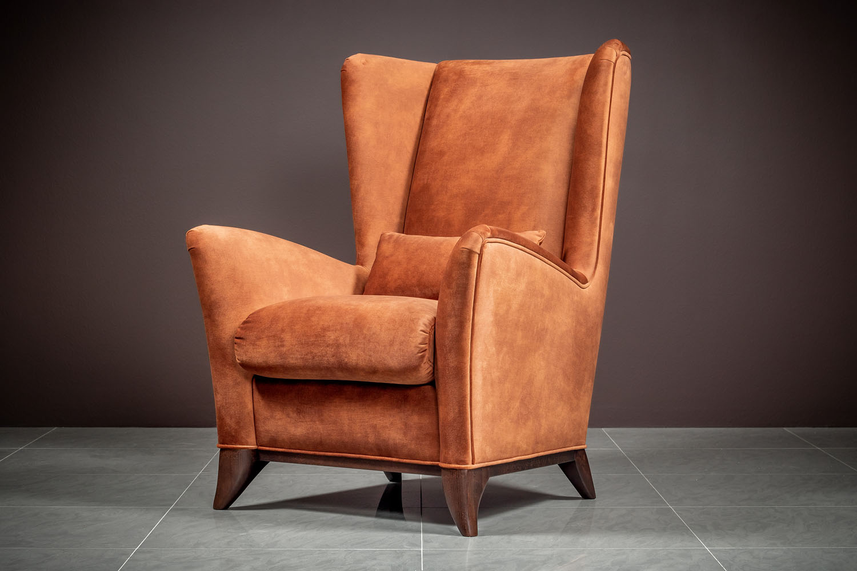 Кресло № 403 высокое. Мебельный магазин Мебель Ленд. Санкт-Петербург