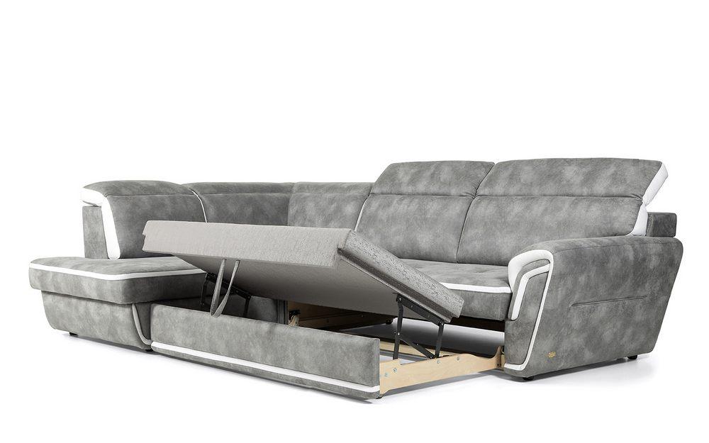 Угловой диван № 405-2. Мебельный магазин Мебель Ленд. Санкт-Петербург