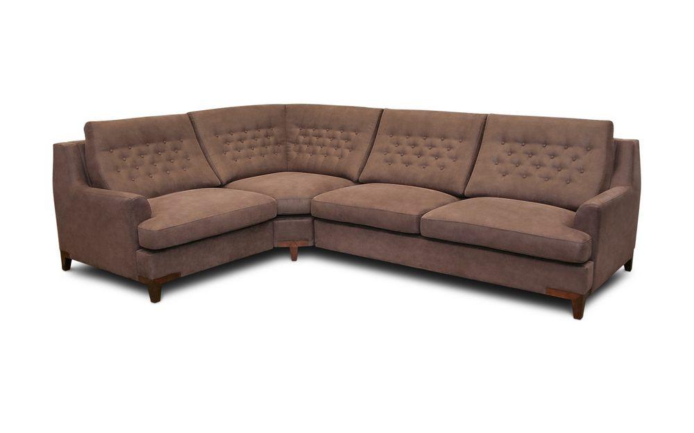Угловой диван № 409