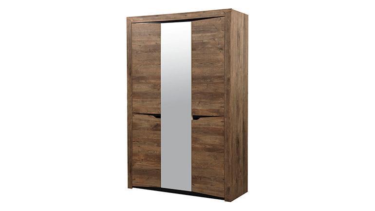 """Шкаф для одежды 3-х дверный """"252 О"""""""