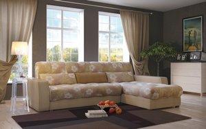 Угловой диван № 218