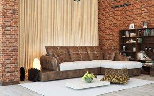 Угловой диван № 219