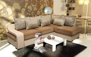 Угловой диван № 242