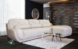 Угловой диван № 245