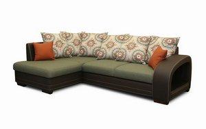 Угловой диван № 267