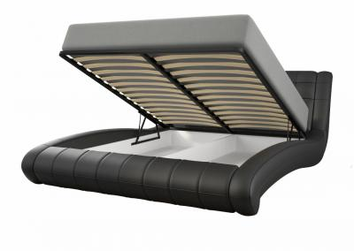 """Кровать """"129 В"""" с подъемным механизм"""