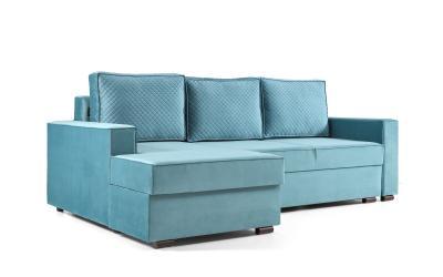 Угловой диван № 418