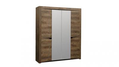 """Шкаф для одежды 4-х дверный """"252 О"""""""