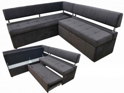 """Угловой диван № 364 """"классик"""""""