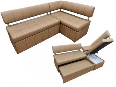 Угловой диван № 364 с механизмом