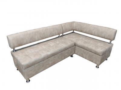Угловой диван № 364 с ящиками
