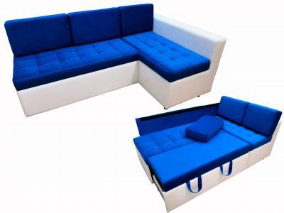 Угловой диван № 399